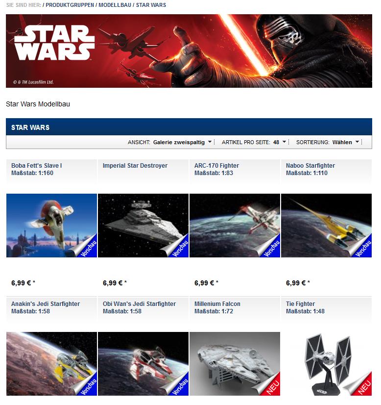 SW new kits