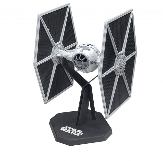 TieFighter 1-48 master serie revell 2