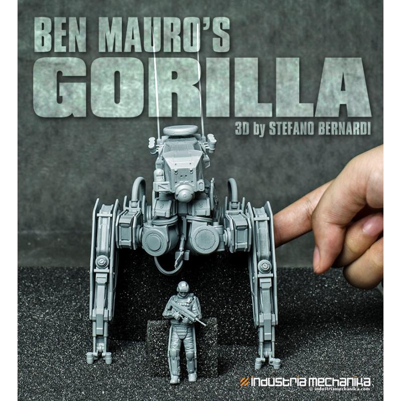 ben-mauro-s-gorilla
