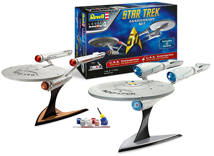 revell  star trek 50