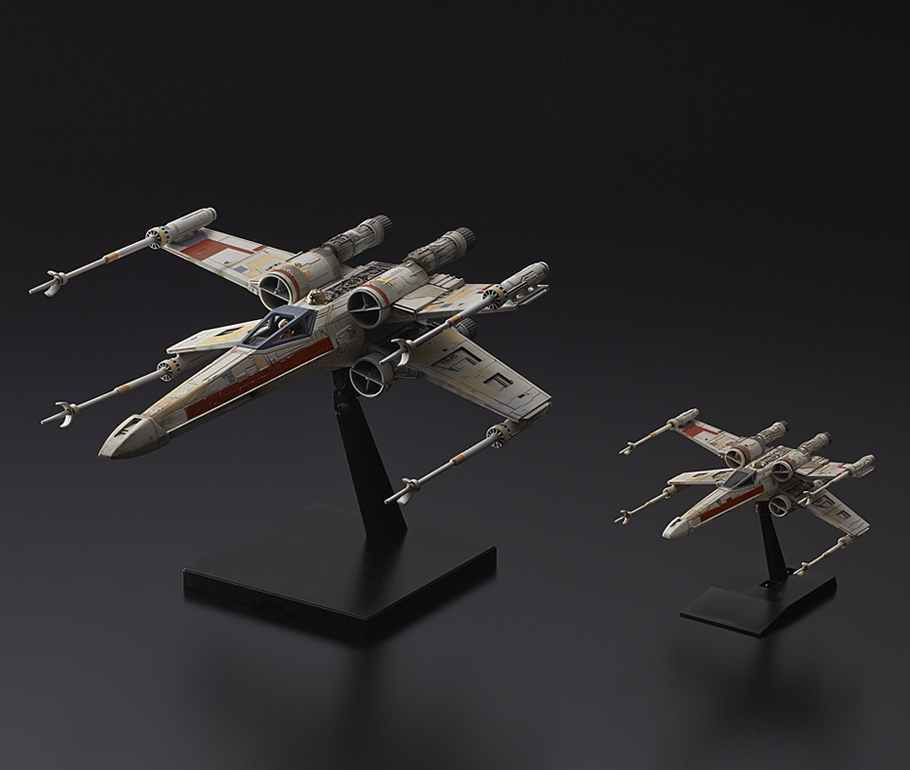 red squad X-wing set 72 144