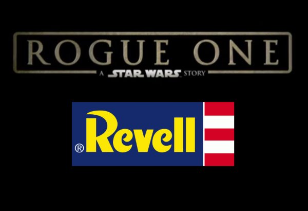 revell rogue one