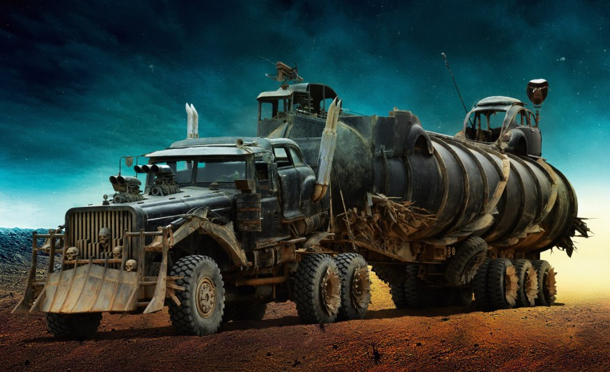mad max fury road les v hicules cyber mecha. Black Bedroom Furniture Sets. Home Design Ideas